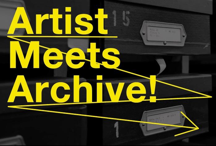 Artist Meets Archive #2